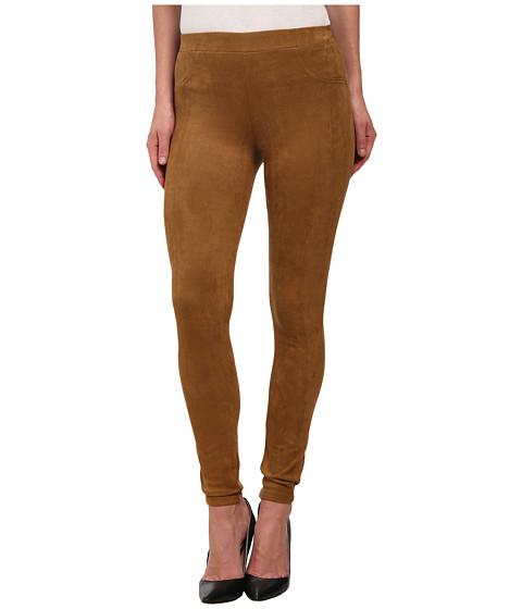 Karen Kane - Faux Suede Pants (Camel) Women