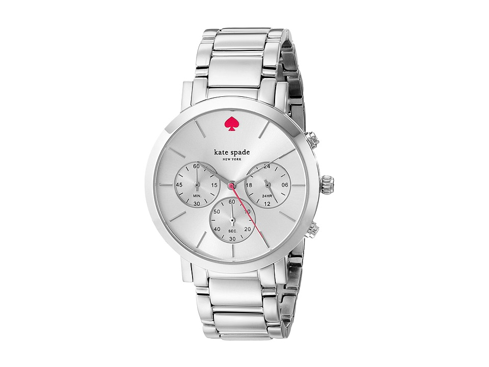 Kate Spade New York - Gramercy - 1YRU0714 (Steel 1) Watches
