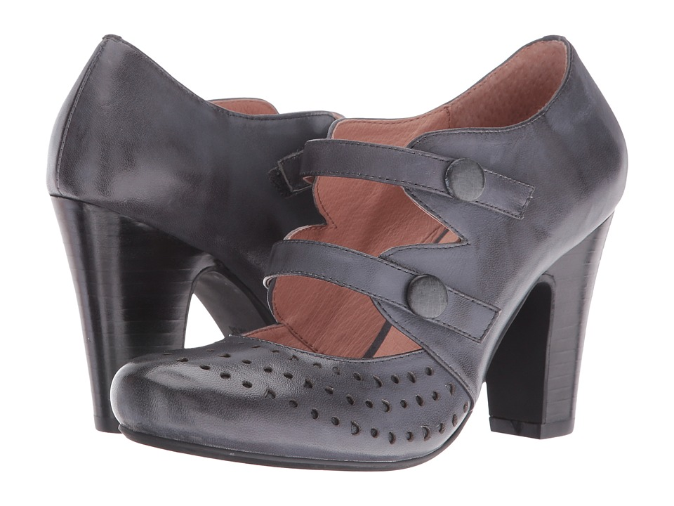 Miz Mooz - Judy (Midnight) Women's 1-2 inch heel Shoes