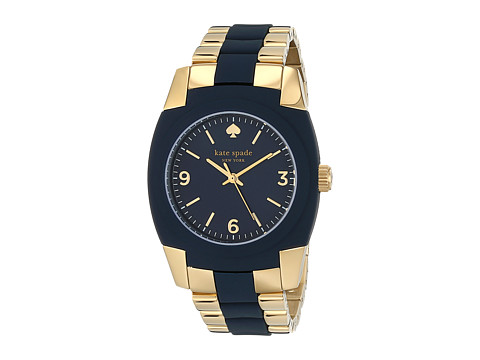 Kate Spade New York - Skyline-1YRU0626 (Navy 1) Watches