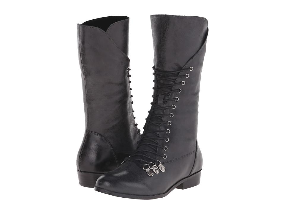 Miz Mooz - Lorna (Smoke) Women's Lace-up Boots