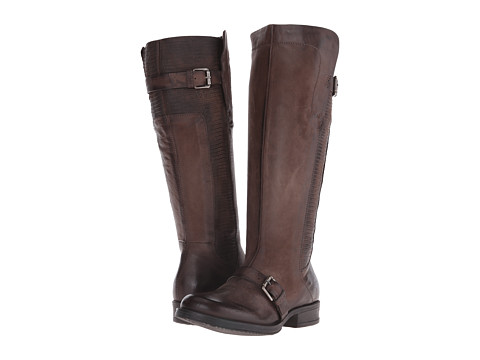 Miz Mooz - Aden (Chocolate) Women's Zip Boots