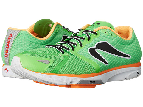 Newton Running - Distance IV (Green/Black) Men's Running Shoes