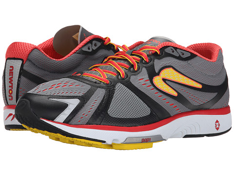 Newton Running - Motion IV (Charcoal/Black) Men's Running Shoes