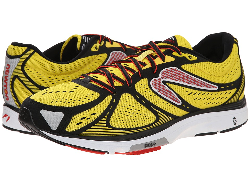 Newton Running - Kismet (Yellow/Black) Men's Running Shoes