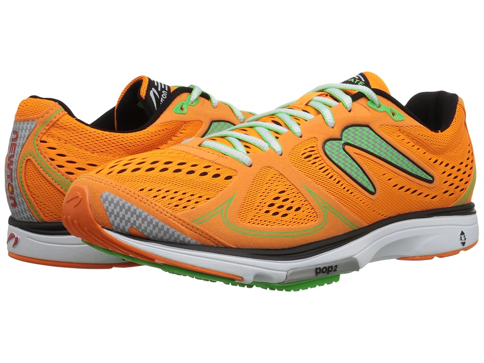 Newton Running - Fate (Orange/Green) Men's Running Shoes