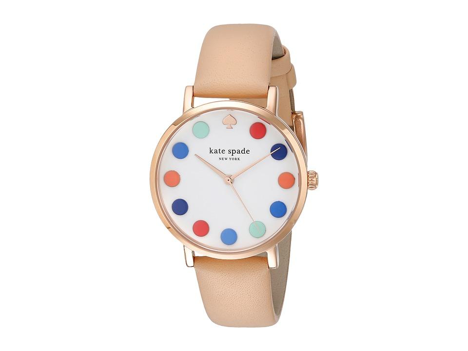 Kate Spade New York - Metro - 1YRU0735 (Vachetta 1) Watches