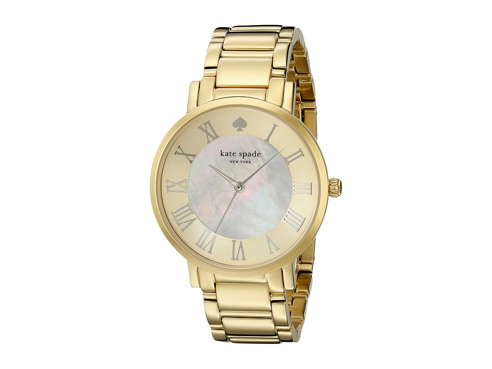 Kate Spade New York - Gramercy Grand - 1YRU0472 (Gold 1) Watches