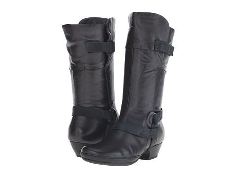Miz Mooz - Eli (Grey) Women's Zip Boots