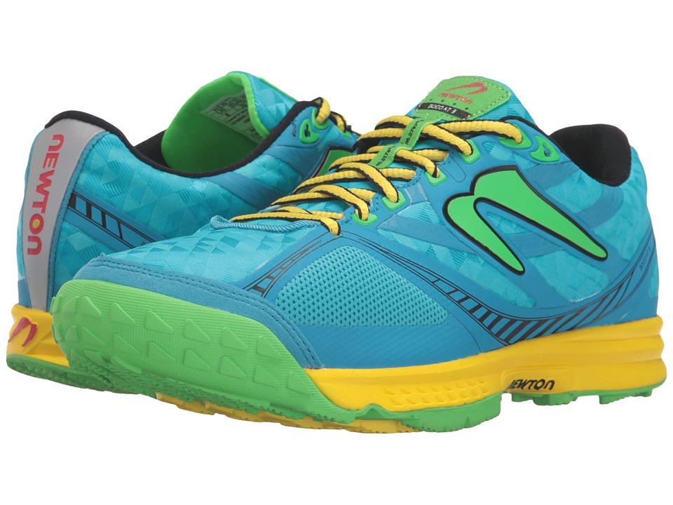 Newton Running - Boco AT II (Sky Blue/Green) Women's Running Shoes