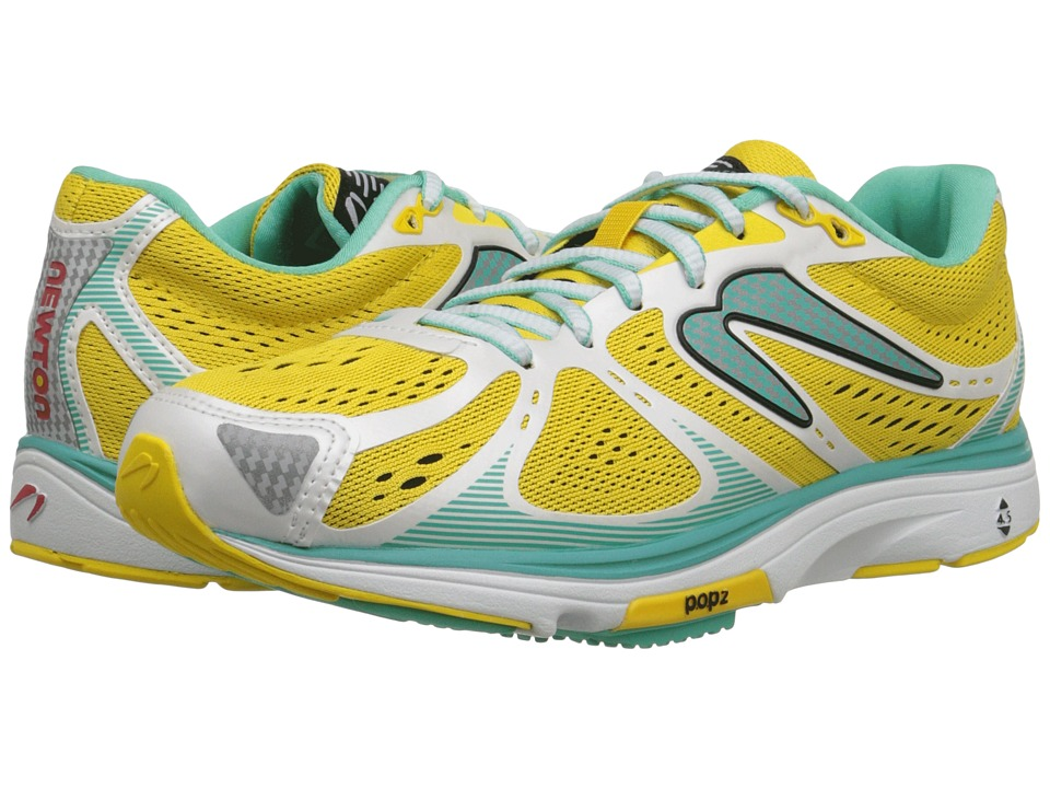 Newton Running - Kismet (Yellow/Aquamarine) Women's Running Shoes