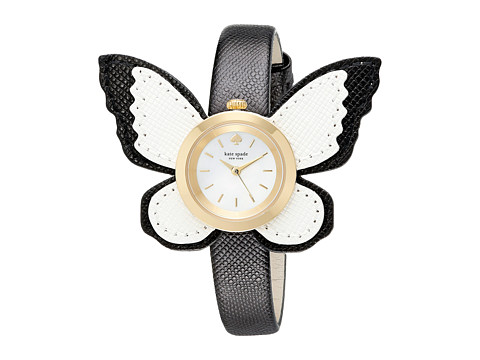 Kate Spade New York - Novelty - 1YRU0810 (Black 1) Watches