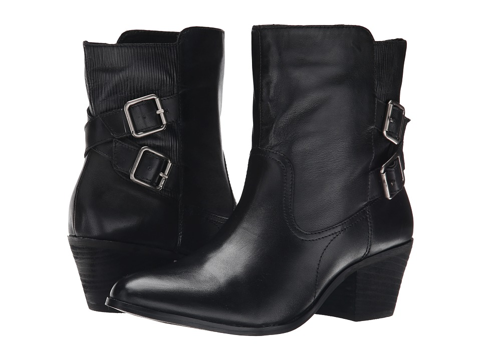 Miz Mooz - Cyprus (Black) Women's Pull-on Boots
