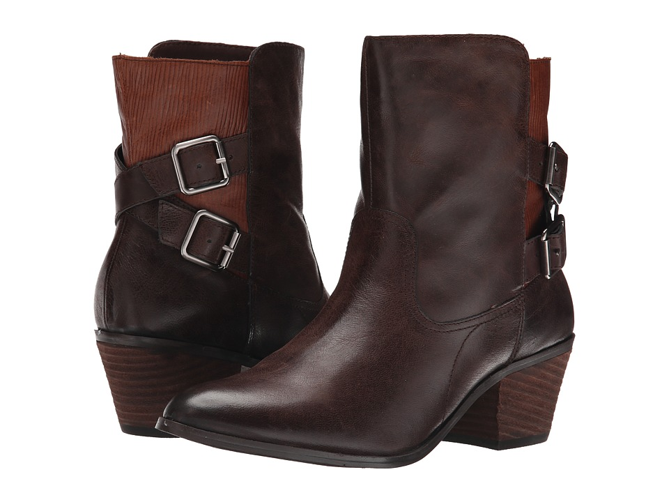 Miz Mooz - Cyprus (Brown) Women's Pull-on Boots