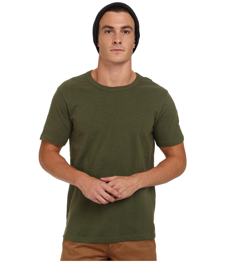 Obey - Standard Issue Tee (Army) Men's T Shirt