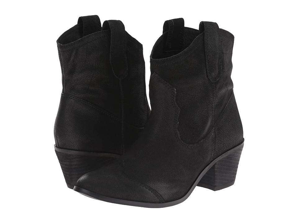 Miz Mooz - Chava (Black) Cowboy Boots