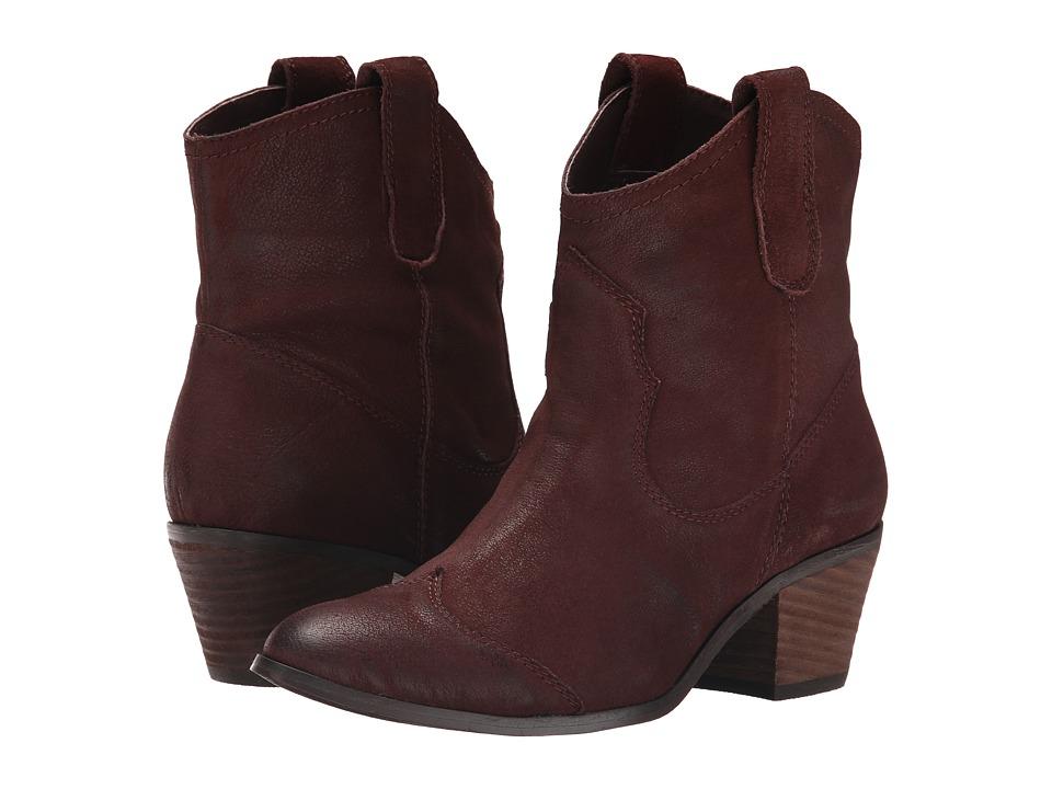 Miz Mooz - Chava (Brown) Cowboy Boots