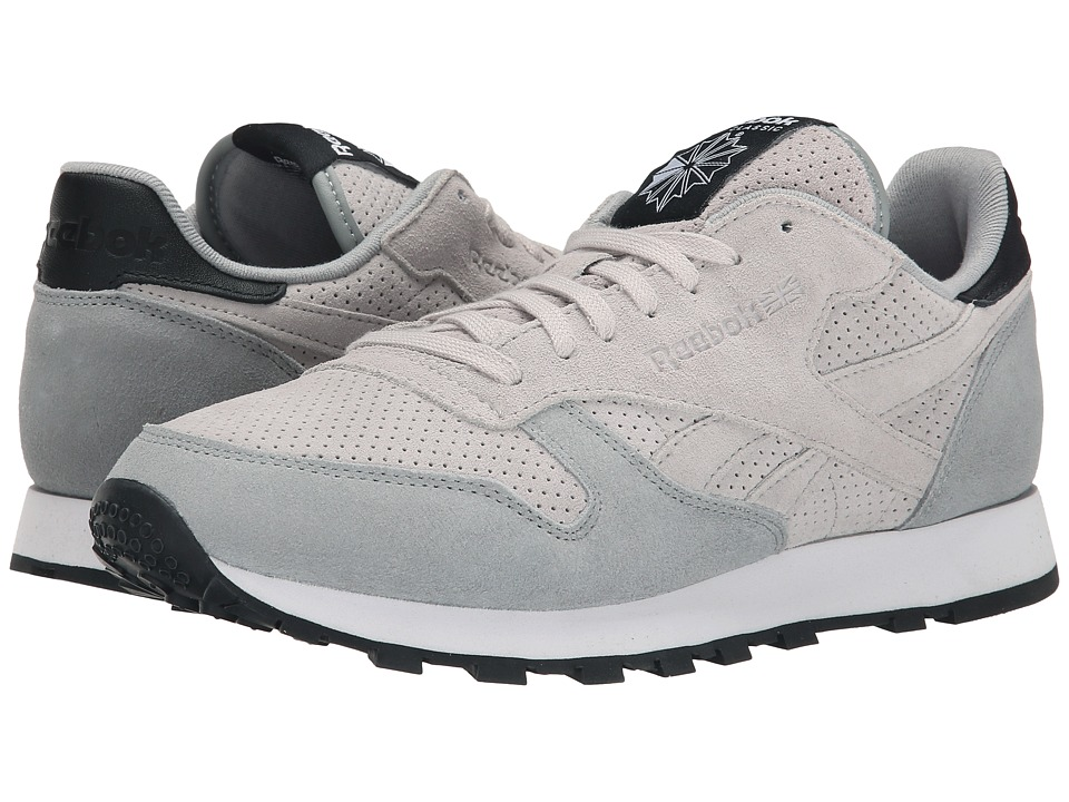 Reebok Lifestyle - Classic Leather MP (Steel/Flat Grey/Black/White) Men's Shoes