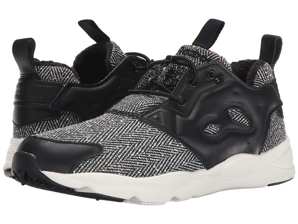 Reebok Lifestyle - Furylite Holiday (Black/Chalk) Women's Shoes