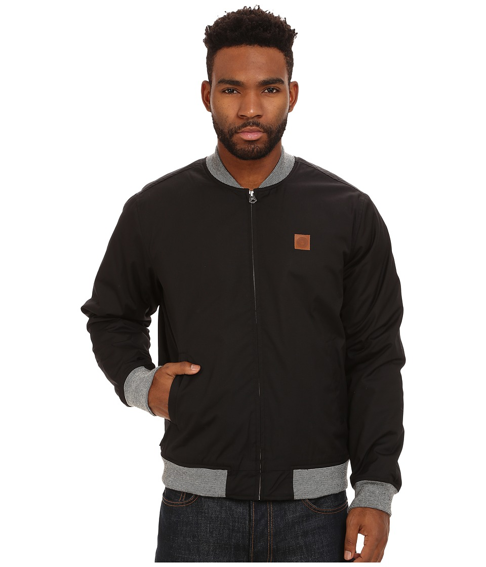 Obey - Stevenson Jacket (Black) Men's Coat