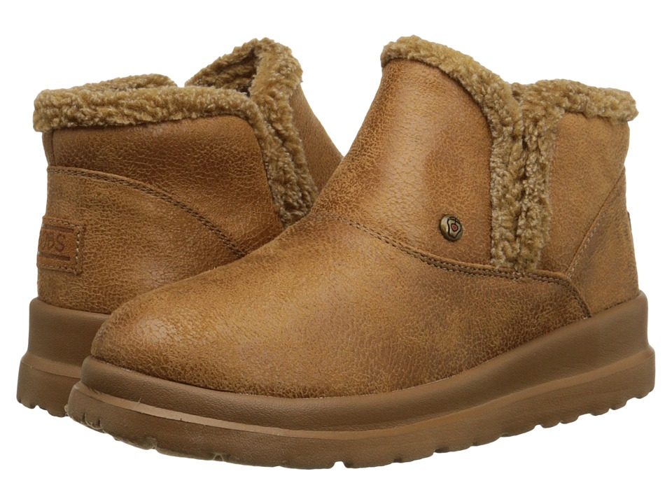 BOBS from SKECHERS - Cherish - Tippy Toes (Chestnut) Women
