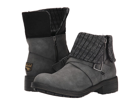 Rocket Dog - Tobie (Black Suspect) Women's Boots
