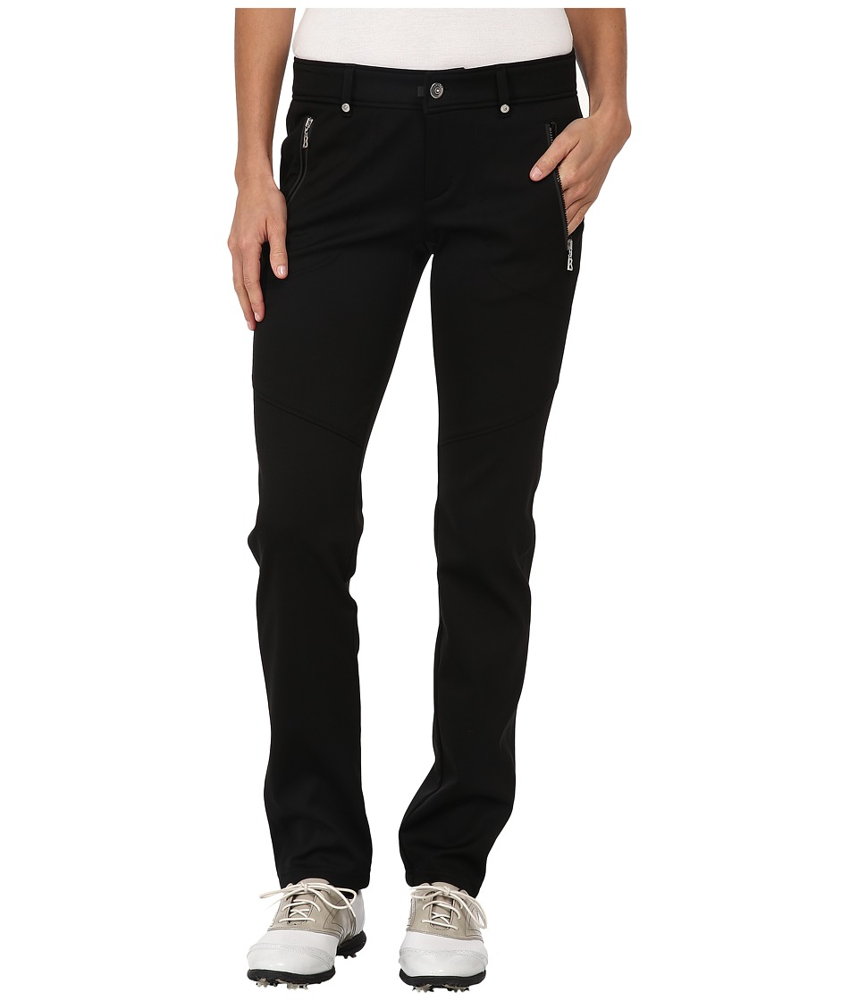 Bogner - Gele Golf Sport Pants (Black) Women's Casual Pants