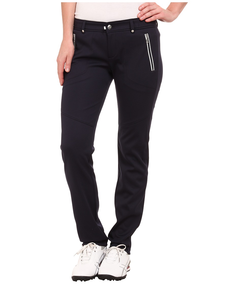 Bogner - Gele Golf Sport Pants (Dark Blue) Women's Casual Pants