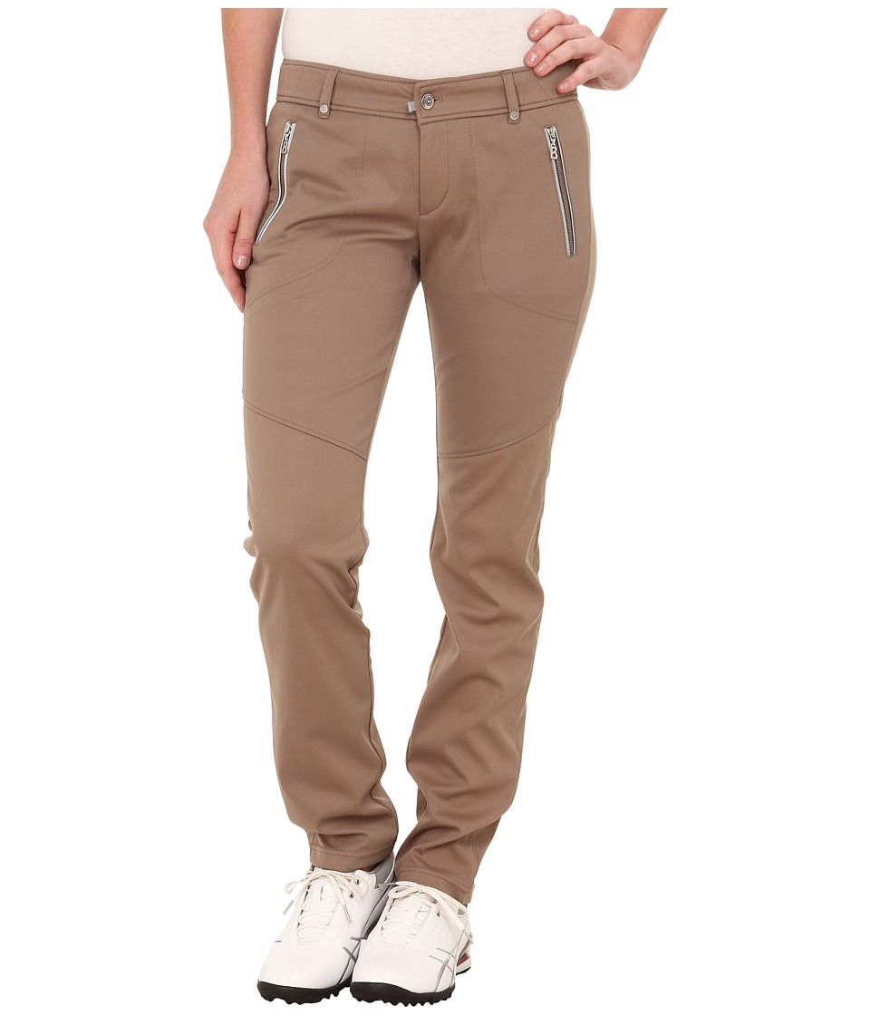 Bogner - Gele Golf Sport Pants (Wet Sand) Women's Casual Pants