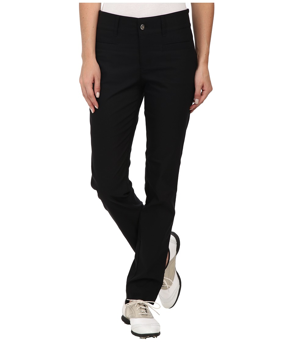 Bogner - Gina-G Slim-Fitting Golf Pants (Black) Women's Casual Pants