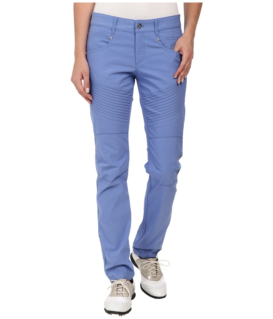 Bogner - Norisa-G Slim-Fitting Techno Stretch Pants (Soft Sky Blue) Women's Casual Pants
