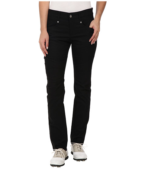 Bogner - Norisa-G Slim-Fitting Techno Stretch Pants (Black) Women