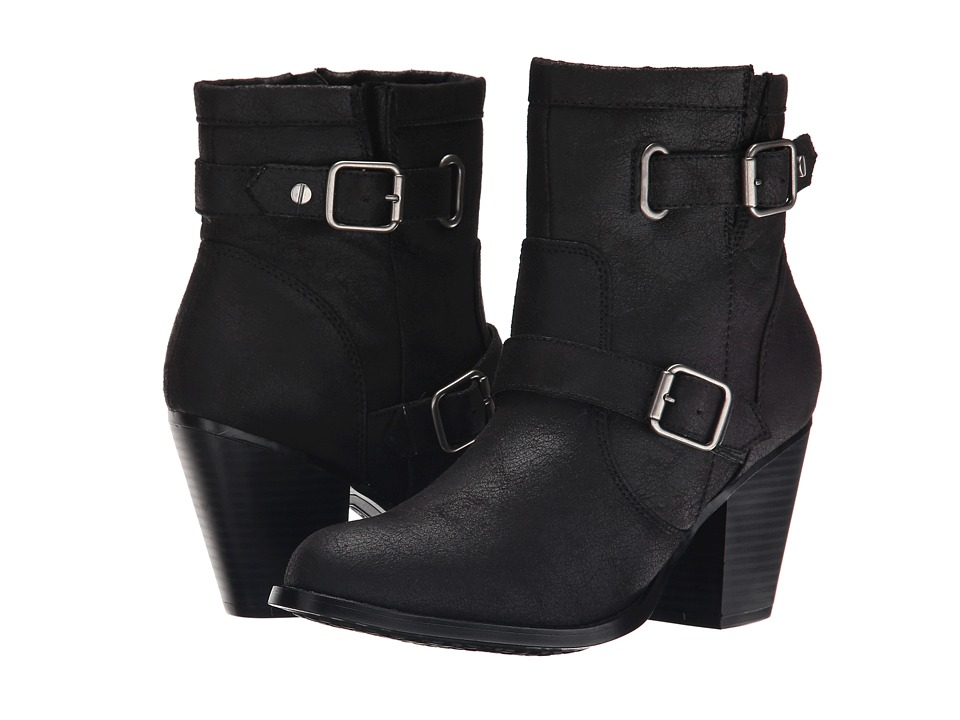Mootsies Tootsies - Raceway (Black) Women