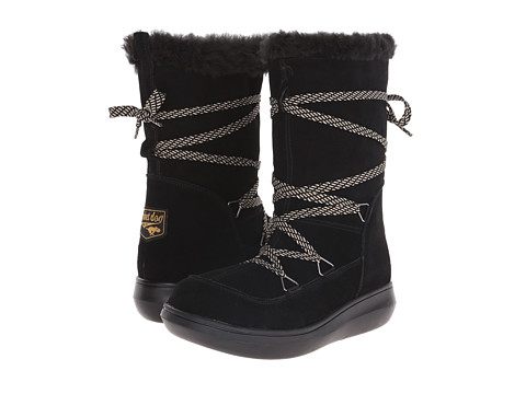 Rocket Dog - Snowcrush (Black Suede) Women