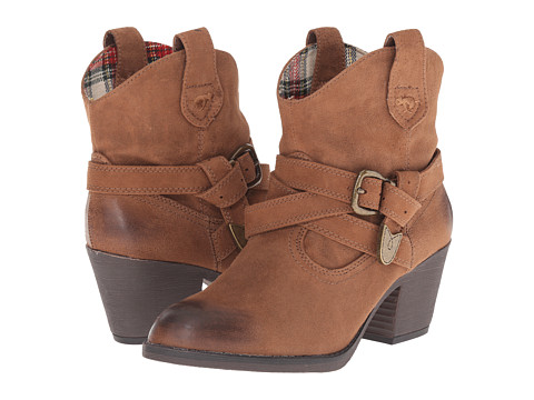 Rocket Dog - Satire (Chestnut Burnie) Women's Pull-on Boots