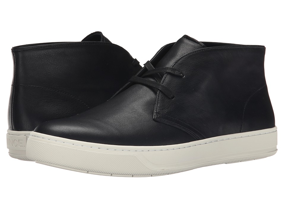 Vince - Abe (Black) Men's Shoes