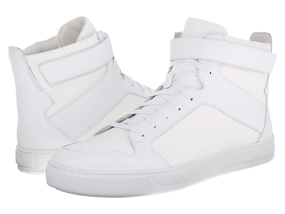 Vince - Athens (White/White) Men's Shoes