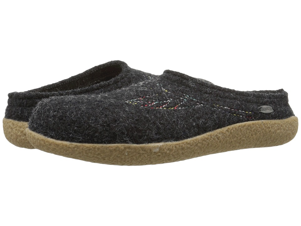 Giesswein - Bella (Charcoal) Women's Slippers