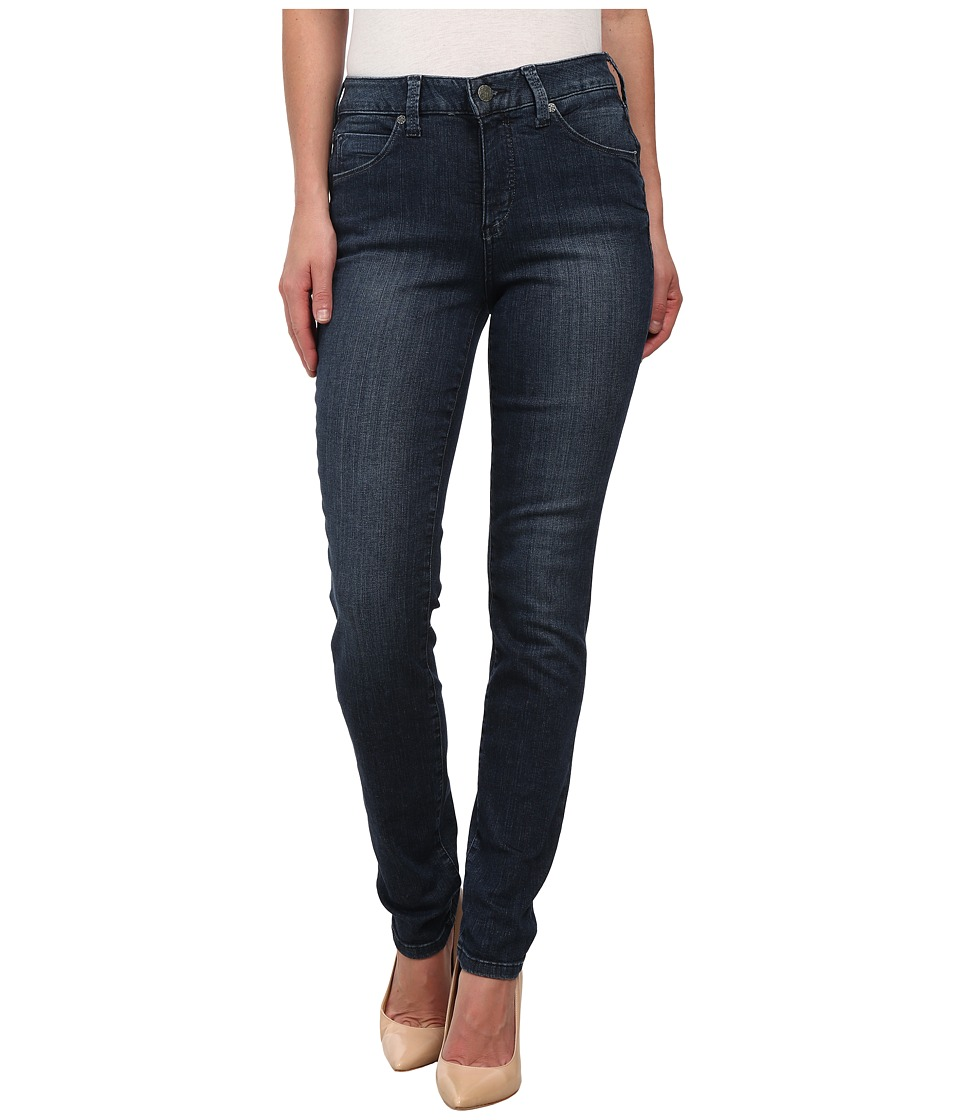 Miraclebody Jeans - Skinny Sanded Jeans in Berkshire Blue (Berkshire Blue) Women's Jeans