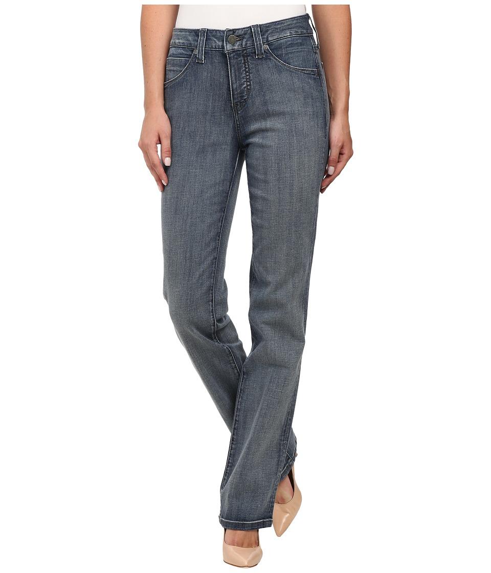 Miraclebody Jeans - Katie Straight Leg Jeans in Edinburgh Blue (Edinburgh Blue) Women
