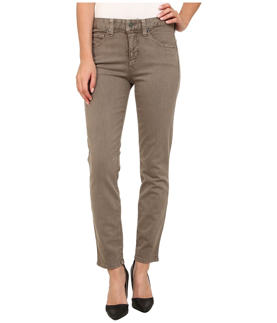 Miraclebody Jeans - Sandra D Pigment Ankle Jeans in Stone Grey (Stone Grey) Women's Jeans