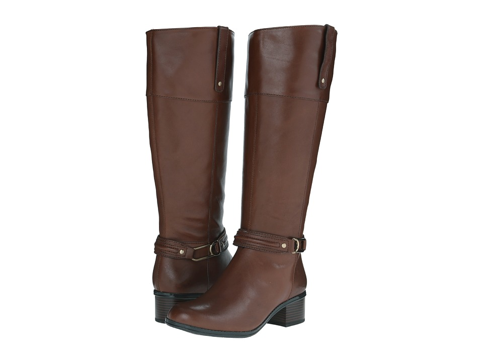 Bandolino - Coloradeew (Cognac/Cognac Leather) Women's Boots