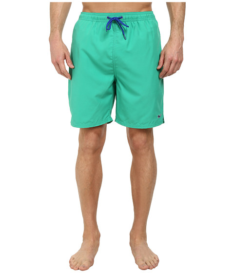 Vineyard Vines - Solid Bungalow Shorts (Par Four) Men's Shorts