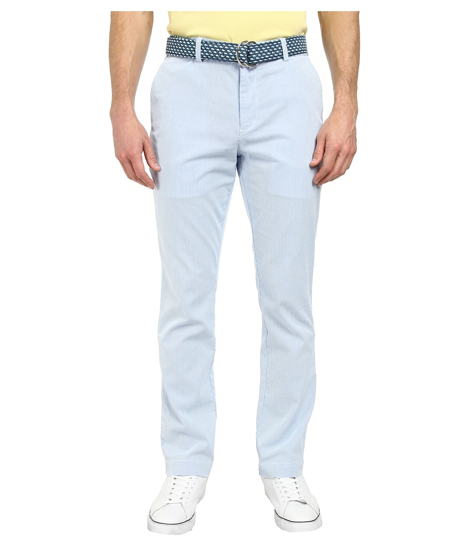 Vineyard Vines - Breaker Pants-Pincord (Harbor Cay) Men's Casual Pants