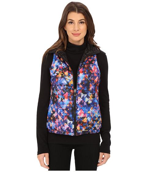 Trina Turk - Barbados Reversible Puffer Vest (Multi) Women's Vest