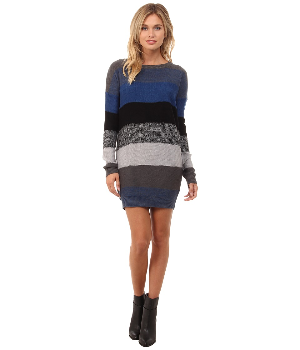 Jack by BB Dakota - Marilou Sweater Dress (Blue Multi) Women
