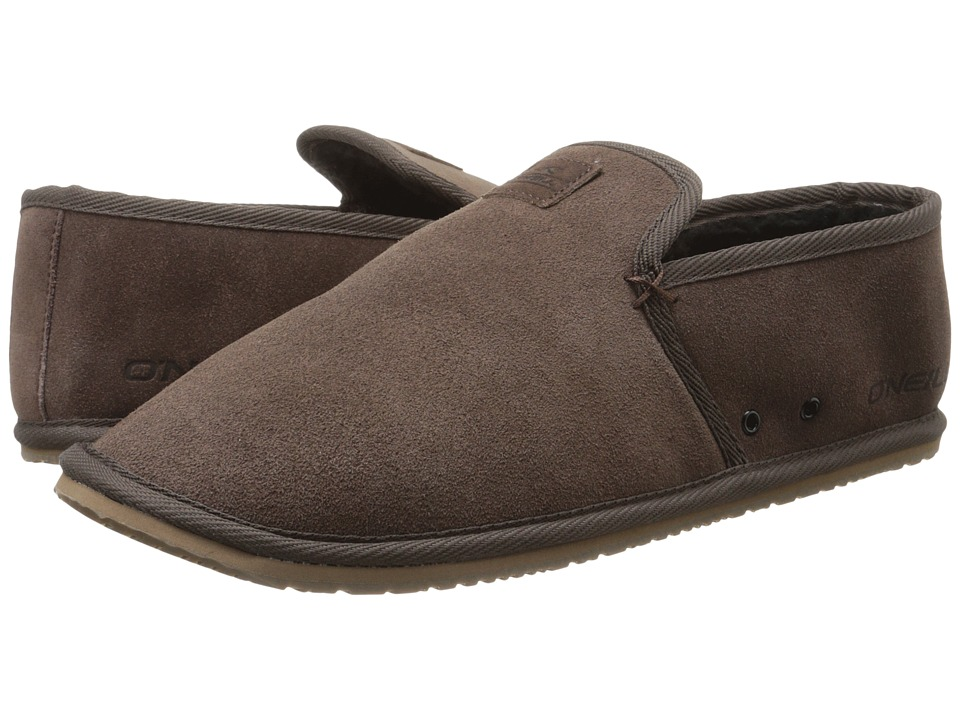 O'Neill - Surf Turkey Suede Low 2 (Dark Brown) Men's Shoes
