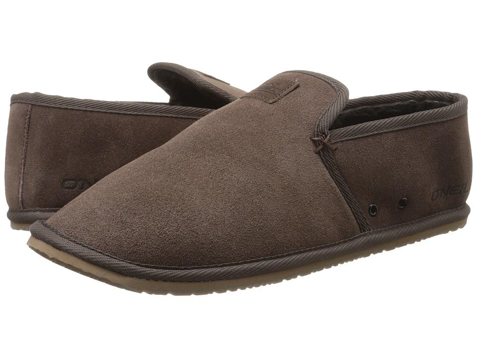 O'Neill - Surf Turkey Suede Low 2 (Dark Brown) Men's Shoes