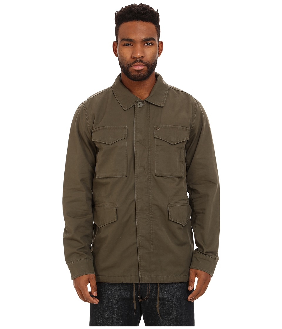 Obey - Iggy Jacket (Dark Army) Men's Coat