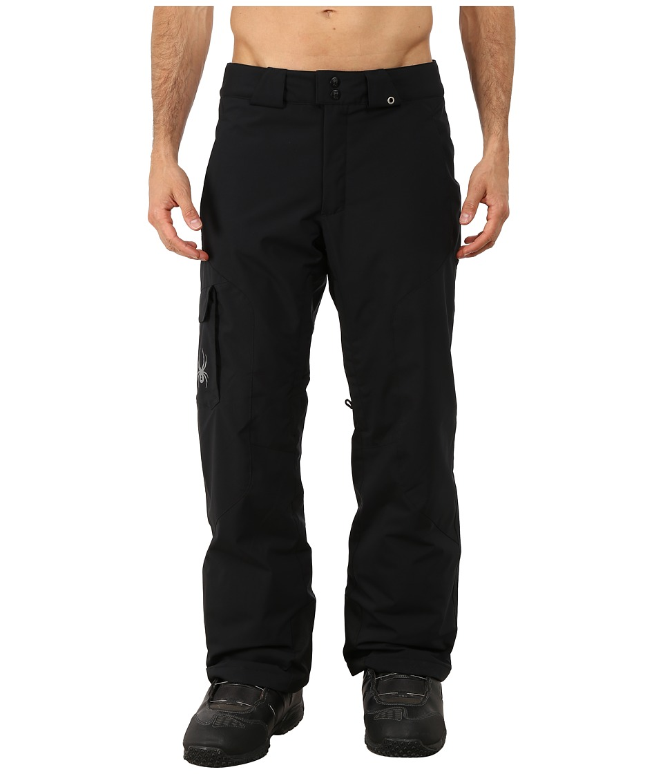 Spyder - Troublemaker Pants (Black) Men's Outerwear